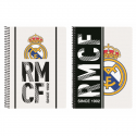 Real Madrid 4th Spiral notebook.