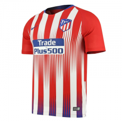 Atlético de Madrid Home Shirt 2018-19.