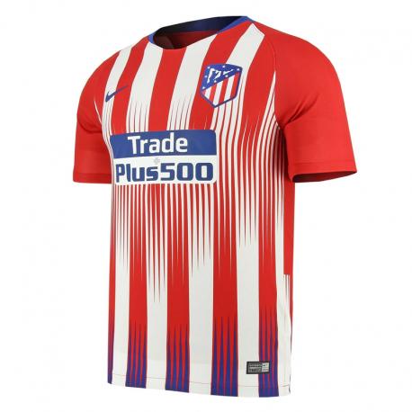 Camiseta 1ª equipación del Atlético de Madrid 2018-19. 48c6074061df5