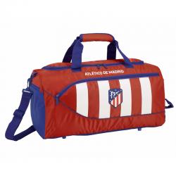 Bolsa de deporte del Atletico de Madrid.