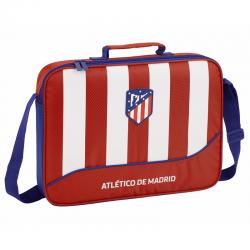 Cartera extraescolares del Atlético de Madrid.