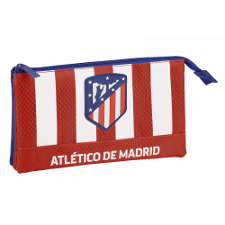 Atlético de Madrid triple Pencil Case.