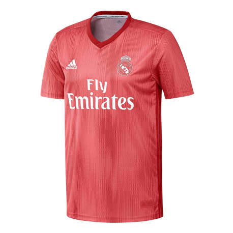Real Madrid Away Shirt 2018-19.