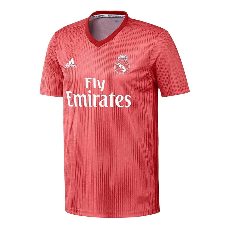 08a620972 Camiseta oficial 3ª equipación Real Madrid 2018-19.