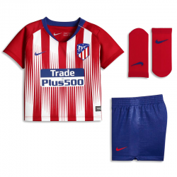 Atlético de Madrid Infants Home Kit 2018-19.