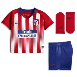 Box bebe 1ª equipación Atlético de Madrid 2018-19.