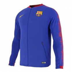 F.C.Barcelona Adult Jacket 2018-19.