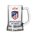 Atlético de Madrid Beer Mug median.