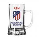 Atlético de Madrid Large Beer Mug.