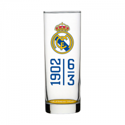 Verre Real Madrid.