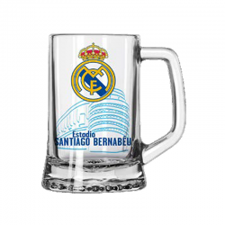 Real Madrid Beer Mug median.