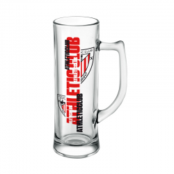 Athletic de Bilbao Beer Tankard 500 CL.