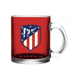 Taza mug del Atlético de Madrid.