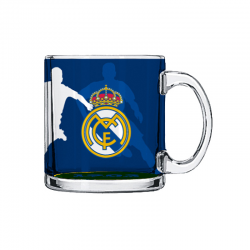 Real Madrid Cup mug.