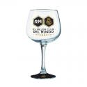 Copa gin tonic Real Madrid.