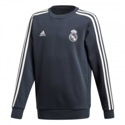 Real Madrid Kids Training Sweatshirt 2018-19.
