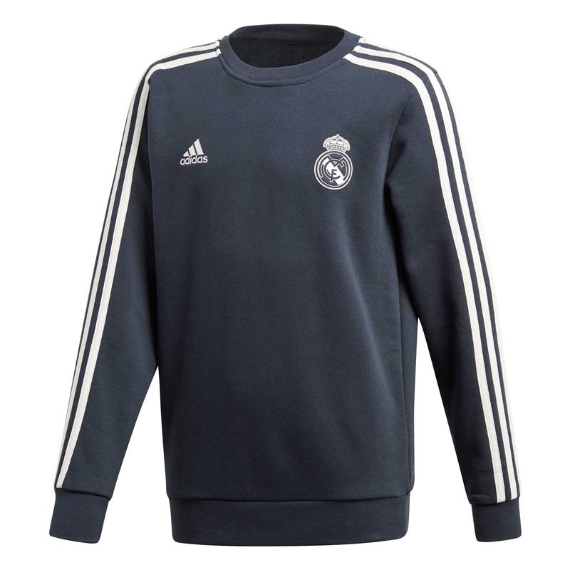Sudadera de entrenamiento niño Real Madrid 2018-19. afbf3830e051c