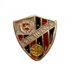Pin de la S.D.Huesca.