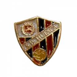 S.D.Huesca Badge.