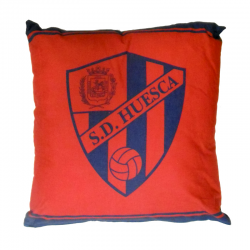 Coussin S.D.Huesca.
