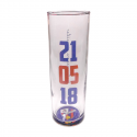 S.D.Huesca Glass tube.