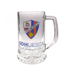 S.D.Huesca Beer Mug median.