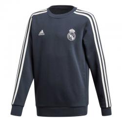 Sudadera de entrenamiento adulto Real Madrid 2018-19.