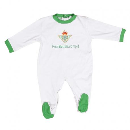 Real Betis Babygrow.