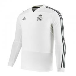 Sudadera de entrenamiento niño Real Madrid 2018-19