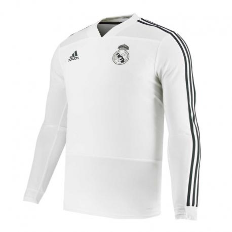 Sweat d'entraînement Real Madrid 2018-19 junior.