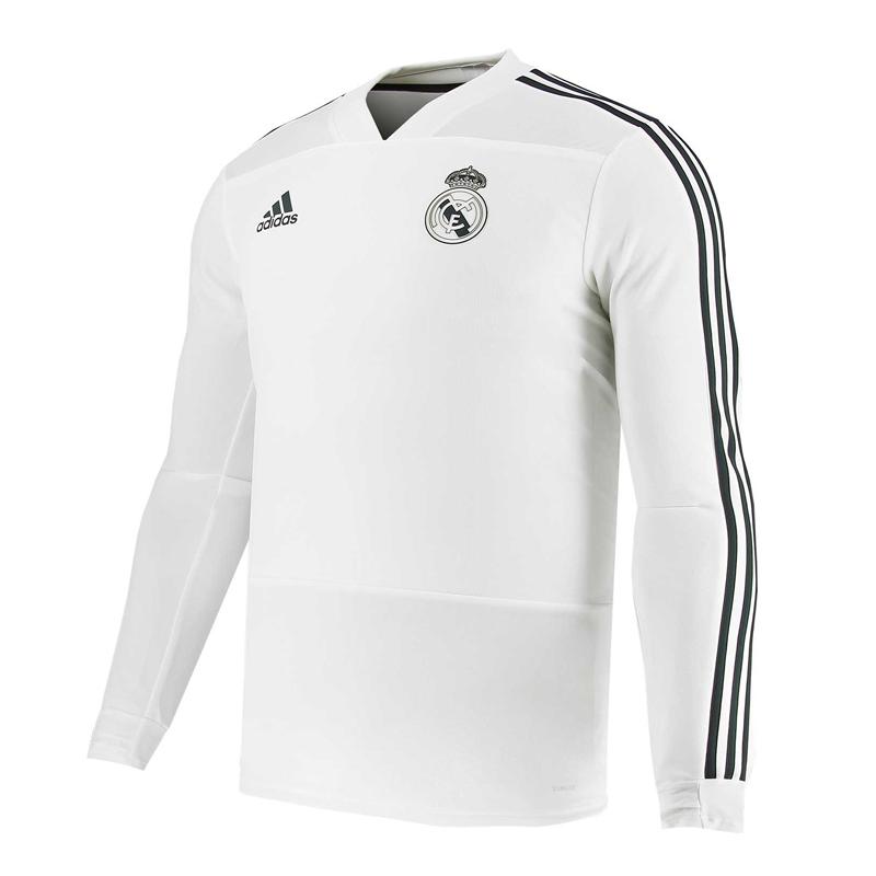 54c0f5b6cb8 Sudadera de entrenamiento niño Real Madrid 2018-19