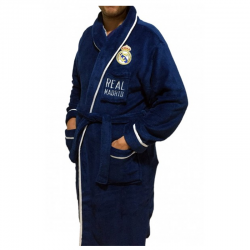Real Madrid Man dressing gown.