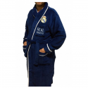 Robe de chambre adultes Real Madrid.