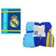 Manta coral del Real Madrid.