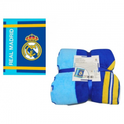 Real Madrid Blanket.