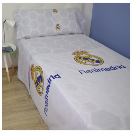 Real Madrid Set of sheets 90 cm.