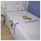Juego de sábanas de 105 cm. del Real Madrid.