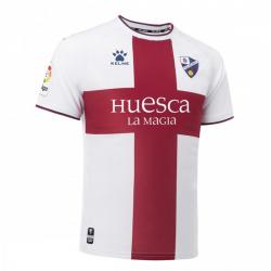 Camiseta oficial niño 2ª equipación S.D. Huesca 2018-19.