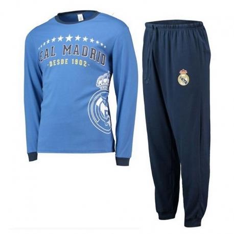 Pyjama junior Real Madrid manches longues.