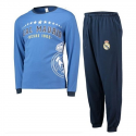 Pyjama junior Real Madrid manches longues.