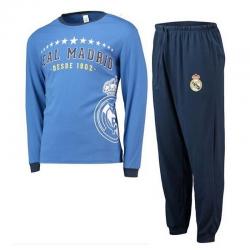 Real Madrid Adult Pyjamas Long Sleeve.