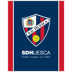 S.D.Huesca Fleece Blanket.