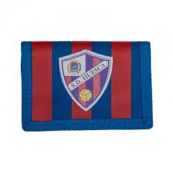 Billetera de la S.D.Huesca.