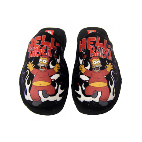 Chaussons Les Simpsons.