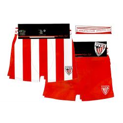 Lot de 2 boxer Athletic de Bilbao.