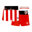 Pack 2 Boxer de lycra del Athletic de Bilbao.