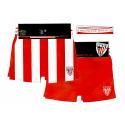 Pack 2 Boxer de lycra del Athletic de Bilbao.