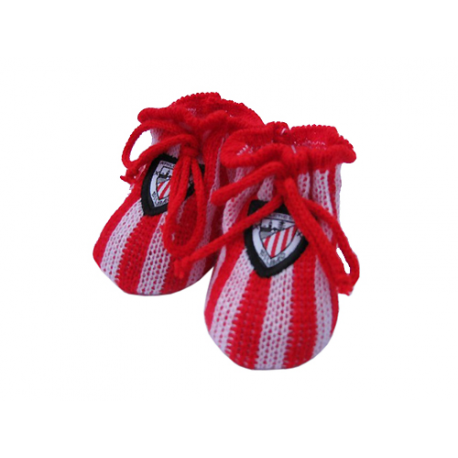 Chaussons Athletic de Bilbao.