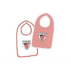 Lot de 2 Baboirs Athletic de Bilbao.