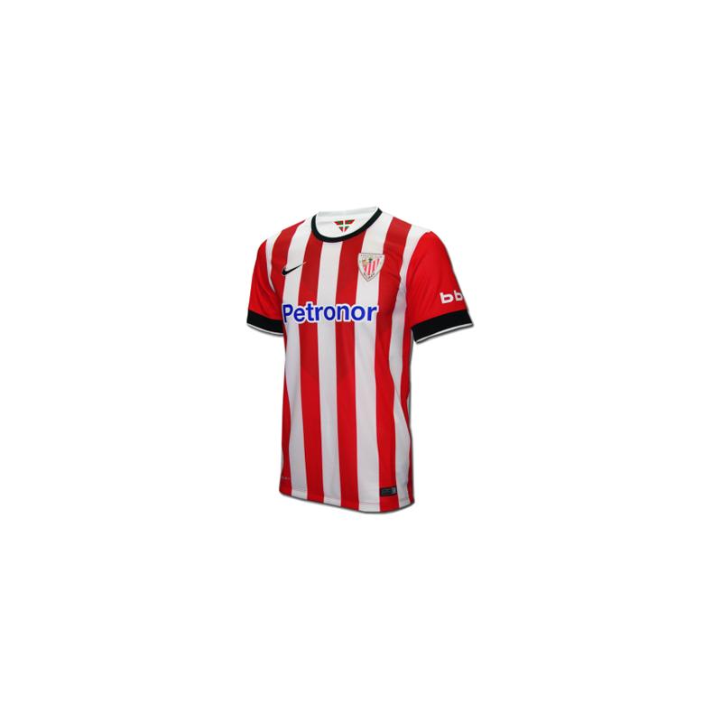 37e54d186 Camiseta niño 1ª equipación Athletic de Bilbao 2014-15.